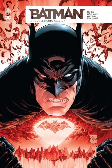 Couverture Batman Rebirth, tome 6 : Tout le monde aime Ivy