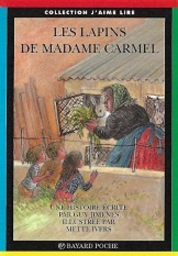 Couverture Les Lapins de madame Carmel