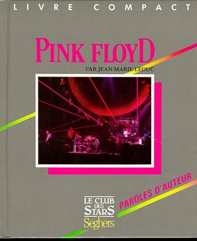 Couverture Pink Floyd