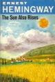 Couverture Le soleil se lève aussi Editions Scribner 1970