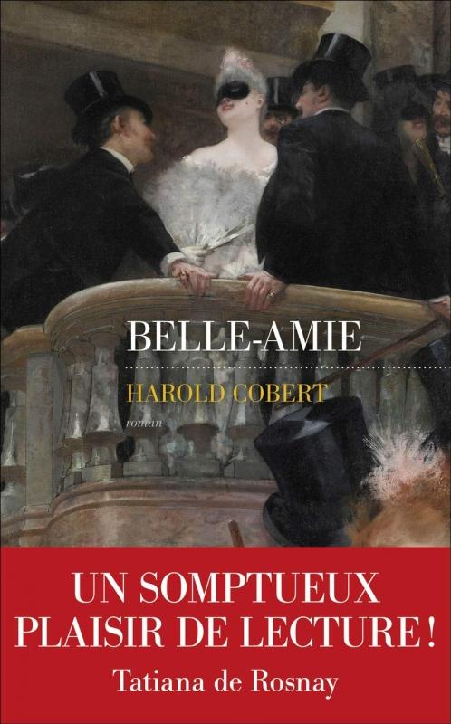 Couverture Belle-Amie