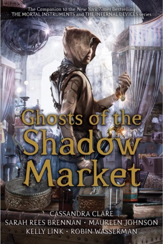 Couverture Ghosts of the Shadow Market
