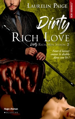Couverture Dirty Duet, tome 2 : Dirty Rich Love