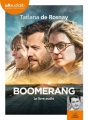 Couverture Boomerang Editions Audiolib 2015