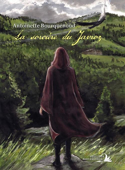 Couverture La sorcière du Javroz