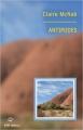 Couverture Antipodes Editions KTM (Roman lesbien) 2013