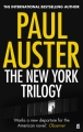 Couverture Trilogie new-yorkaise Editions Faber & Faber 2011