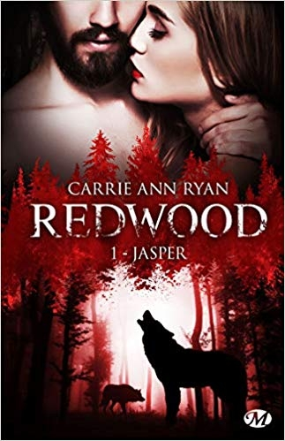 Couverture Redwood, tome 1 : Jasper