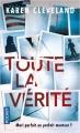 Couverture Toute la vérité Editions Pocket (Thriller) 2019
