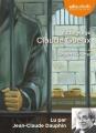 Couverture Claude Gueux Editions Audiolib 2009