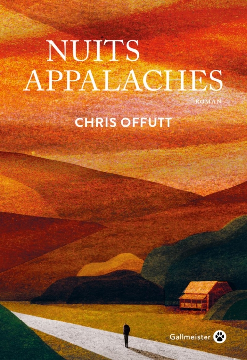 Couverture Nuits Appalaches
