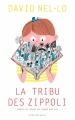 Couverture La tribu des Zippoli Editions Actes Sud (Junior) 2019