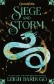 Couverture Grisha, tome 2 : Le dragon de glace Editions Orion Books 2018