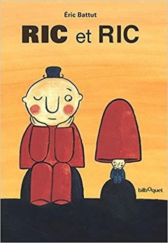 Couverture Ric et Ric