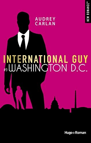 Couverture International Guy, tome 09 : Washington D.C.