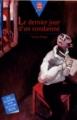 Couverture Le Dernier Jour d'un condamné Editions Le Livre de Poche (Jeunesse) 2001