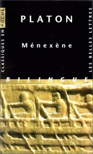 Couverture Ménexène