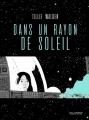 Couverture Dans un rayon de soleil Editions Gallimard  2019