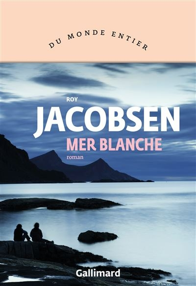 Couverture Mer blanche
