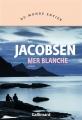 Couverture Mer blanche Editions Gallimard  (Du monde entier) 2019