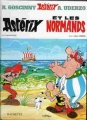 Couverture Astérix, tome 09 : Astérix et les normands Editions Hachette 2001