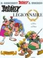 Couverture Astérix, tome 10 : Astérix légionnaire Editions Hachette 2002