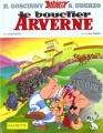 Couverture Astérix, tome 11 : Le bouclier Arverne Editions Hachette 2002