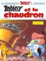 Couverture Astérix, tome 13 : Astérix et le chaudron Editions Hachette 2001