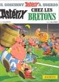 Couverture Astérix, tome 08 : Astérix chez les bretons Editions Hachette 2002