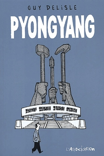 Couverture Pyongyang