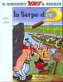 Couverture Astérix, tome 02 : La serpe d'or Editions Hachette 2001