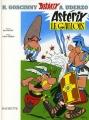 Couverture Astérix, tome 01 : Astérix le gaulois Editions Hachette 2001