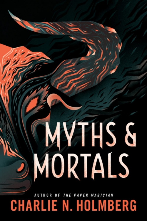 Couverture Numina, book 2: Myths and Mortals