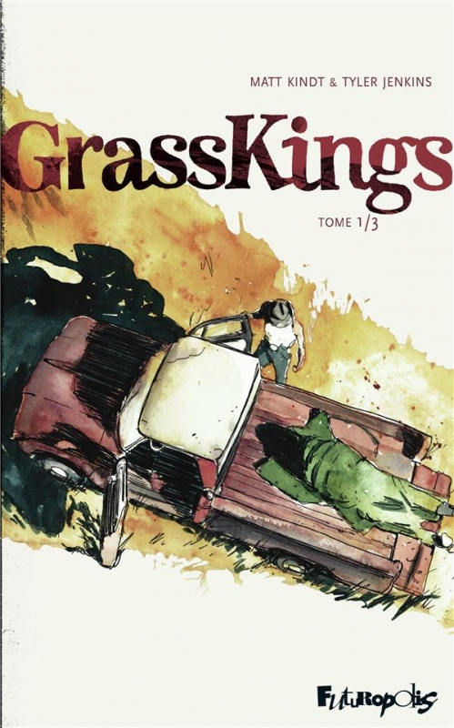 Couverture GrassKings, tome 1