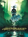 Couverture Aristophania, tome 1 : le royaume d'azur Editions Dargaud 2019