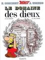 Couverture Astérix, tome 17 : Le domaine des dieux Editions Hachette 2002
