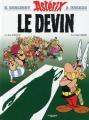 Couverture Astérix, tome 19 : Le devin Editions Hachette 2013