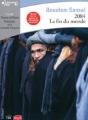 Couverture 2084 : La fin du monde Editions Gallimard  2016