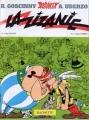 Couverture Astérix, tome 15 : La zizanie Editions Hachette 2001