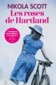Couverture Les roses de Hartland Editions Guy Saint-Jean 2019