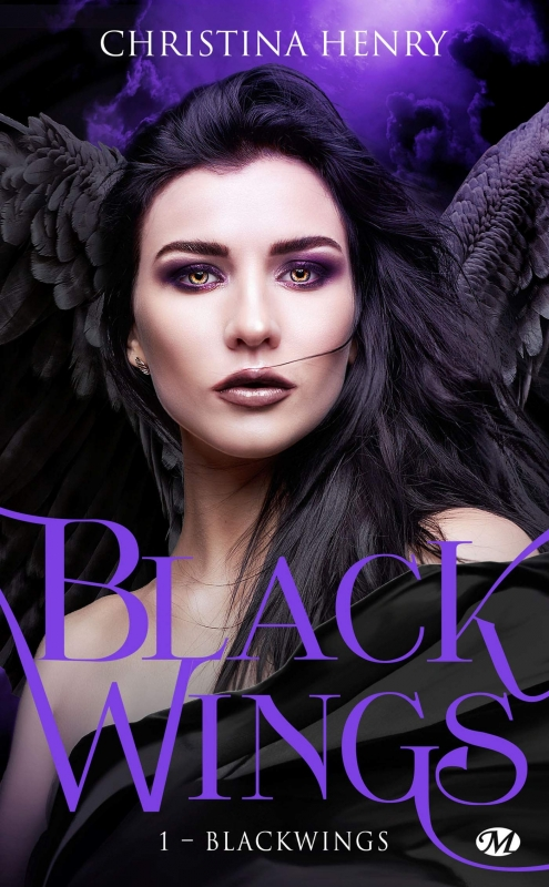 Couverture Black Wings, tome 1