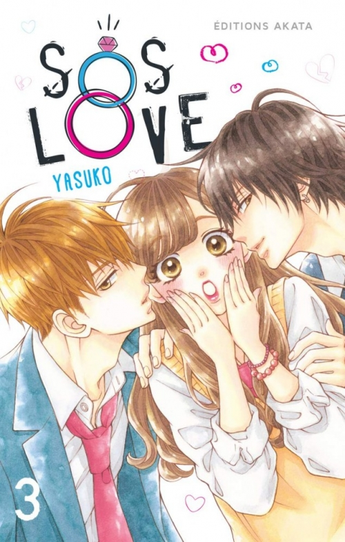 Couverture SOS Love, tome 3
