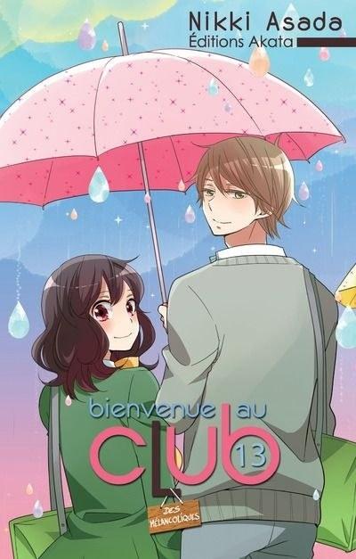 Couverture Bienvenue au club, tome 13