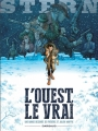 Couverture Stern, tome 3 : L'Ouest, le vrai Editions Dargaud 2019