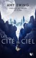 Couverture La cité du ciel Editions Robert Laffont (R) 2019