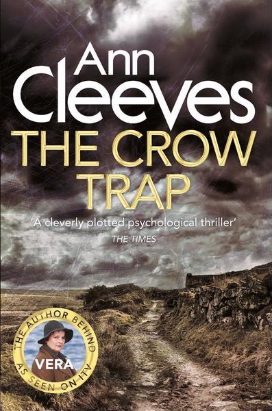 Couverture The crow trap