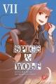 Couverture Spice & Wolf (roman), tome 7 Editions Ofelbe (Big LN) 2018