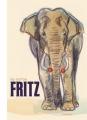 Couverture Fritz Editions du Rouergue (Albums) 2018