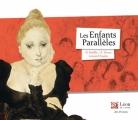 Couverture Les Enfants Parallèles Editions Leon Art & Stories 2018