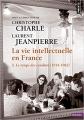 Couverture La vie intellectuelle en France, tome 2 : Le temps des combats (1914-1962) Editions Points (Histoire) 2019